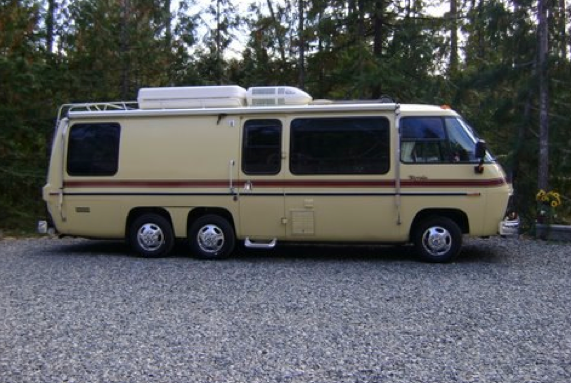 1977 Gmc 23ft Birchaven Motorhome For Sale Html Autos Post
